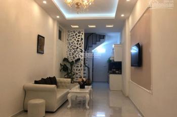 Nhà đẹp Đội Cấn, Ba Đình - Lô góc 2 thoáng - Gần phố - Ngõ rộng - Nội thất siêu đẹp, giá 3.86 tỷ
