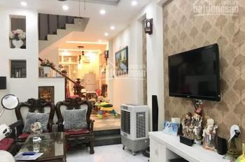 Bán nhà đẹp, tặng đồ xịn, đường Kim Ngưu, 48 m2, 5 tầng, MT 4 m, giá 4,5 tỷ