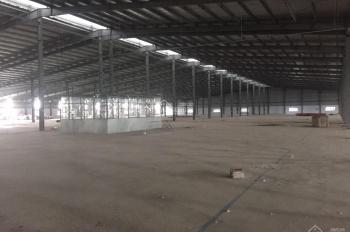 Cho thuê xưởng mới 2200m2, 5000m2, 12000m2 gần KCN Đại An, Hải Dương