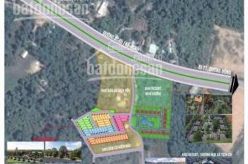 Chỉ với 820 triệu sở hữu ngay nền đất hơn 100 m2 liền kề siêu dự án Vingroup, nhận đất xây nhà ngay