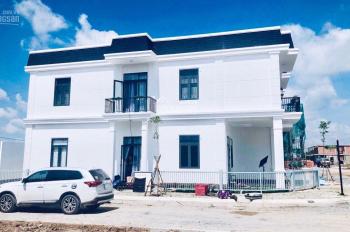 Bán nhà phố 1 trệt 1 lầu sổ hồng riêng, giá chỉ 800tr/căn, gần bệnh viện Xuyên Á, LH: 0938062640