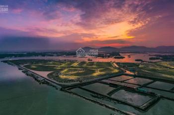 Bán lô đất rẻ nhất Marine City, chuẩn bị có sổ từng nền chỉ 12tr/m2 - LH 0961103472