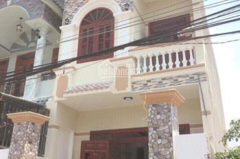 Chỉ 800tr sở hữu nhà 1 lầu gần chợ Phú Mỹ, mặt tiền 8m, sổ hồng riêng thổ cư