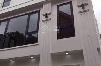 Bán nhà đẹp xây mới ở Dương Nội, Hà Đông (38m2 x 4 tầng), khu đông dân cư, nhiều tiện ích, giá rẻ