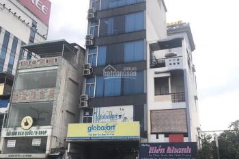 Cho thuê nhà 5 lầu thang máy mặt tiền đường Đặng Văn Ngữ, quận Phú Nhuận, DT 5,3x20m