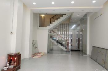 Cho thuê nhà nguyên căn hầm, trệt, 3 lầu, 5x20m, KDC Cityland làm VP, spa, để ở, 0909611113