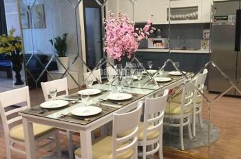 Chính chủ cho thuê căn hộ CT2 2PN, 75m2 đã được thiết kế đủ nội thất sang trọng, 0868271501