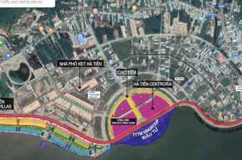 Đất nền Hà Tiên sổ đỏ khu đô thị mới, xây dựng tự do, thanh toán 18 tháng, liên hệ 0909447090