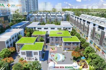 Mua shophouse Khai Sơn Long Biên chỉ từ 3 tỷ - cơ hội sinh lời gấp đôi - 0916475022