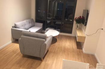 Cho thuê chung cư Mipec Long Biên, DT: 85m2, giá: 15tr/tháng, đầy đủ nội thất