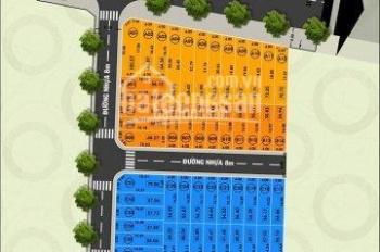 Cần bán đất nền tại KDC Việt Nhân, MT đường 8 Lò Lu, SHR, 1,6tỷ nhận nền, DT 100m2, 0932124234 Long