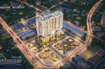 Chính chủ cần bán gấp căn hộ Saigon Skyview quận 8, giá gốc 1,5 tỷ. LH: 0932115068