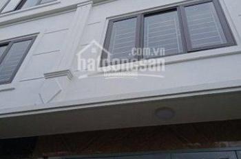 Chính chủ xây dựng tự bán nhà 4 tầng 33m2 tại tổ 14 Yên Nghĩa, Hà Đông, LH 0965.443.007