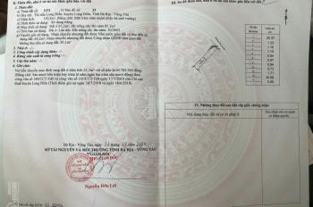 Tết đến cần tiền bán đất trung tâm hành chính Bà Rịa chỉ 10tr/m2, sổ hồng. 0903.295.976