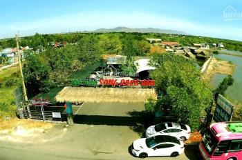 Bán 1.1ha đất mặt tiền đường Quốc Lộ 51 gần sông Rạch Hào. Giá 25 tỷ. LH 0945412112