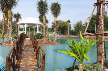 Nền biệt thự sân vườn nơi nghỉ dưỡng lý tưởng và hòa mình với thiên nhiên DT từ 1000m2, chỉ 6.3 tỷ