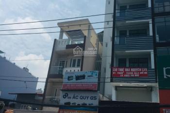 Cho thuê tòa nhà MT Thạch Lam 132m2, mới xây 7 tầng, thang máy, sát Lũy Bán Bích, Tân Phú