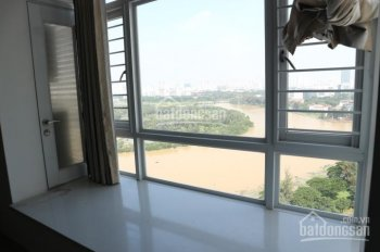 Bán gấp căn hộ Riverside Residence căn góc, lầu cao, view sông, giá 4 tỷ