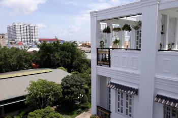 Nhà mới đẹp, đường nhựa thông thoáng, 4 tấm, sổ hồng ngay chủ bán
