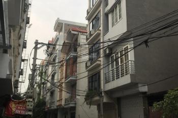 Cho thuê nhà làm văn phòng, 58m x 5 tầng, giá 26tr, Nguyễn xiển, Nguyễn Trãi, giá rẻ
