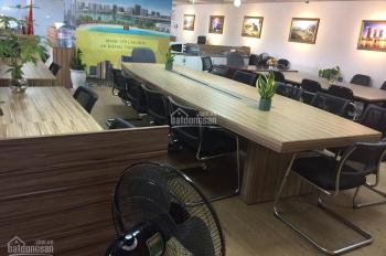 Cho thuê 242m2 làm văn phòng khu trung tâm Hapulico giá rẻ 250 k/m2 + kèm đồ nội thất.