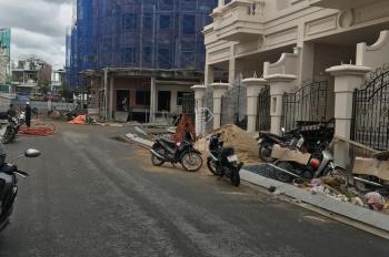 Bán nhà mặt tiền khu Cityland, p10, Gò Vấp (khu Lotte Mart, nhà cách MT Phan Văn Trị 6 căn)