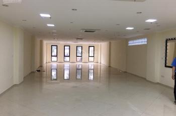 Cho thuê văn phòng tòa nhà 9 tầng số 110 Bà Triệu, diện tích từ 60m2 - 120m2 - 250m2/sàn