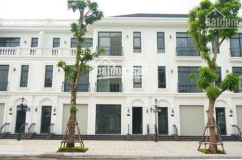 Cho thuê Shophouse 120m2, 3 tầng Vinhome GreenBay Mễ Trì giá 50tr/tháng
