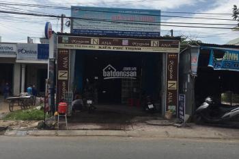 Chuyển nhà bán gấp đất nền kèm nhà 250m2, Nguyễn Tri Phương, Châu Đốc, An Giang, LH: 0979175566
