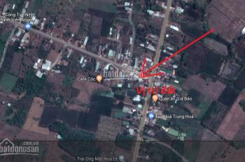 Bán nhà đất mặt tiền đường ĐT 765 và đường ấp 4 xã Xuân Tây, Cẩm Mỹ, Đồng Nai, giá 2 tỷ lương lượng