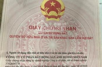 Bán ngay đất khu đối diện KCN Chơn Thành, dự án Phúc An Garden giá nội, CK 5%, LH 0909278986