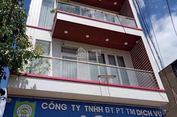 Cho thuê nhà 5x20m, 3 lầu hẻm lớn đường Phạm Văn Chiêu, P. 9, Q. Gò Vấp