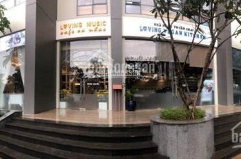 Cho thuê shophouse Vinhomes Central Park Bình Thạnh, 228,7m2, view Landmark 81. Call 0977771919
