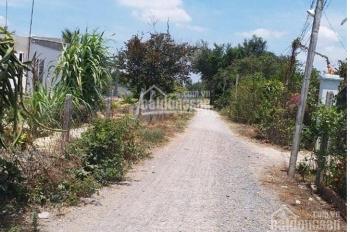 Cần sang lại 2 nền đất đường Nguyễn Thị Hạnh, TT Hậu Nghĩa, diện tích 5x24m (120m2), sổ hồng riêng