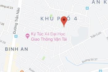Chính Chủ bán 2 lô đất mặt tiền 10m khu An Phú An Khánh, Quận 2 gần chung cư Bộ Công An