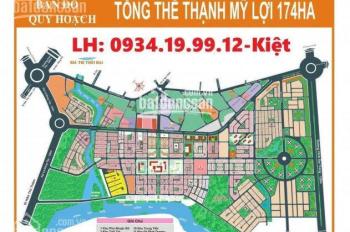 0936.21.25.29 - Khu đất vip dự án Thạnh Mỹ Lợi, trung tâm Quận 2, cạnh sông Sài Gòn, Đảo Kim Cương