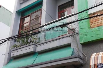 Bán nhà sổ hồng riêng Lâm Thị Hố, phường Tân Chánh Hiệp, Quận 12 đúc một trệt, hai lầu