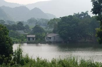 Cần bán mảnh đất 4500m2 view mặt hồ thoáng mát, tại Thành Lập, Lương Sơn, LH 0982607994