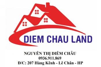 Bán nhà mặt phố Hai Bà Trưng (Cát Dài) Lê Chân, Hải Phòng, liên hệ ms Châu 0936 911 869