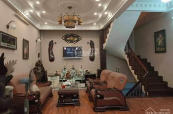 Bán nhà cực đẹp siêu vip phố Hoàng Quốc Việt. Nhà phân lô, ô tô tránh 70m2, 6 tầng, giá 11,5 tỷ