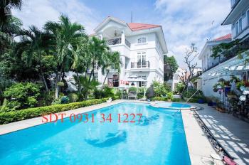 Cần bán MT đường 41 phường Thảo Điền, Quận 2, DTKV: 1187m2 thổ cư, liên hệ 0931 34 12 27