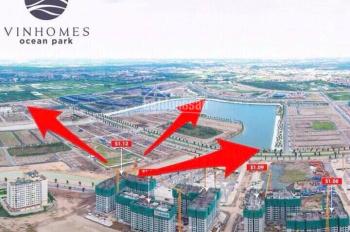 Căn hộ hot nhất dự án Vinhomes Ocean Park S1.12 view hồ và biệt thự Ngọc Trai triệu đô - chỉ 1.7tỷ