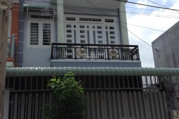 Bán nhà 8m x 20m, gồm 1 trệt, 1 lầu gần đường Tô ký