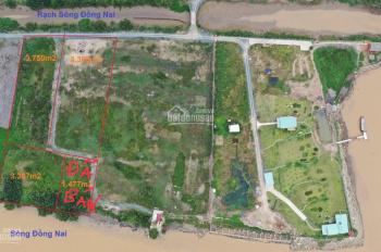 Bán đất giáp sông Đồng Nai, phường Long Phước, Q9, diện tích đa dạng, giá chỉ 7,5tr/m2