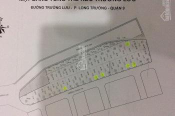 Còn lô đất duy nhất MT 47 Trường Lưu, DT 81m2 ngang 6.4m, giá đầu tư 2.65 tỷ = 33tr/m2