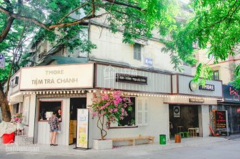 Mặt tiền 12 m duy nhất mặt phố Thợ Nhuộm 80 m2, giá thuê 45 triệu/tháng, thông sàn 0986226607