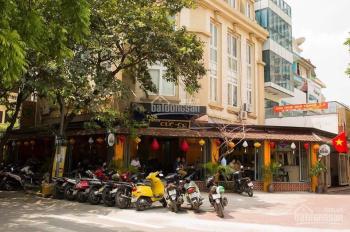 Cho thuê cửa hàng mặt phố vị trí cực đẹp phố Hồ Tùng Mậu, diện tích 90m2, mặt tiền 5m