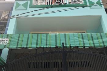 Bán nhà HXH đường Trương Phước Phan, quận Bình Tân, DT: 4x17.6m, lửng, lầu, 4PN, 2WC, giá 4,2 tỷ TL