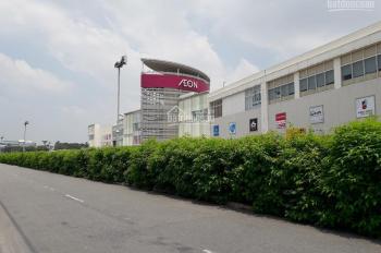 Cần bán nhà 112 mặt tiền đường Chu Văn An gần siêu thị Aeon Thuận An, Bình Dương, giá 2.45 tỷ