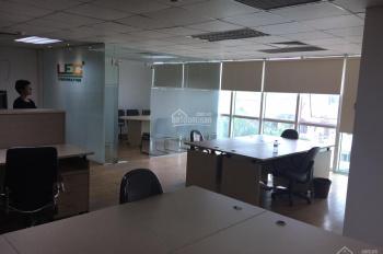Cho thuê văn phòng 70m2, 150m2 tòa nhà phố Hoàng Ngân. LH 0903226595